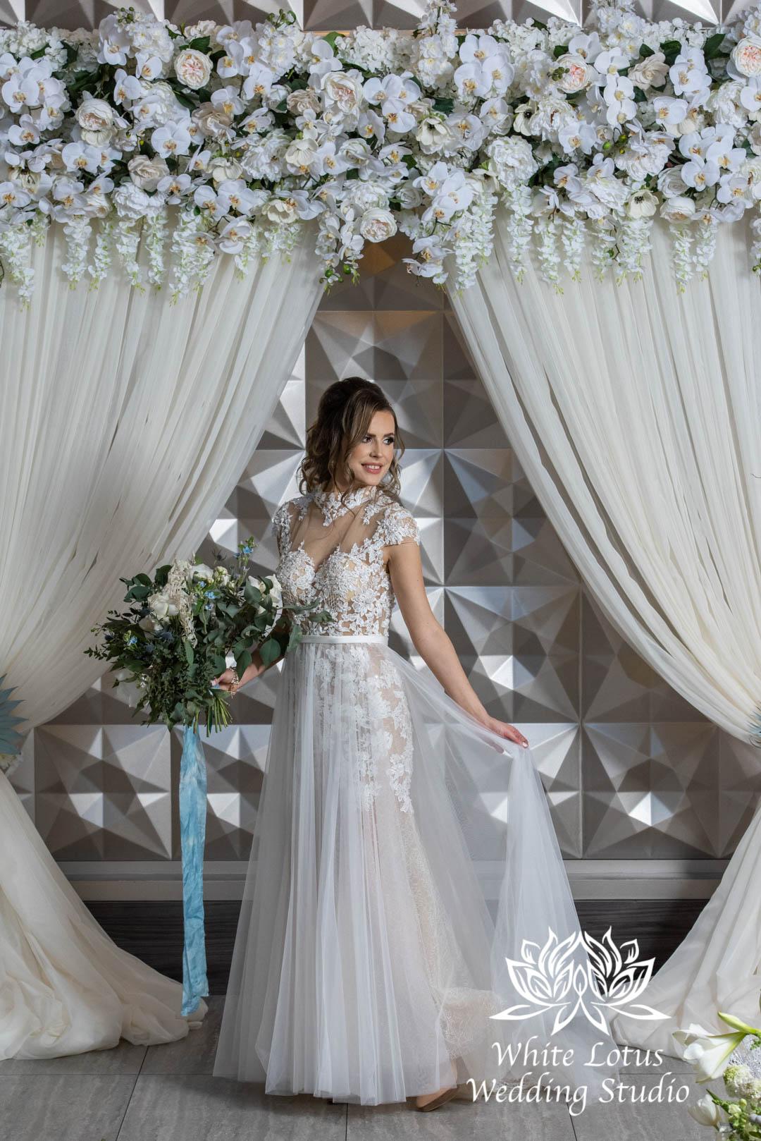 056- GLAM WINTERLUXE WEDDING INSPIRATION
