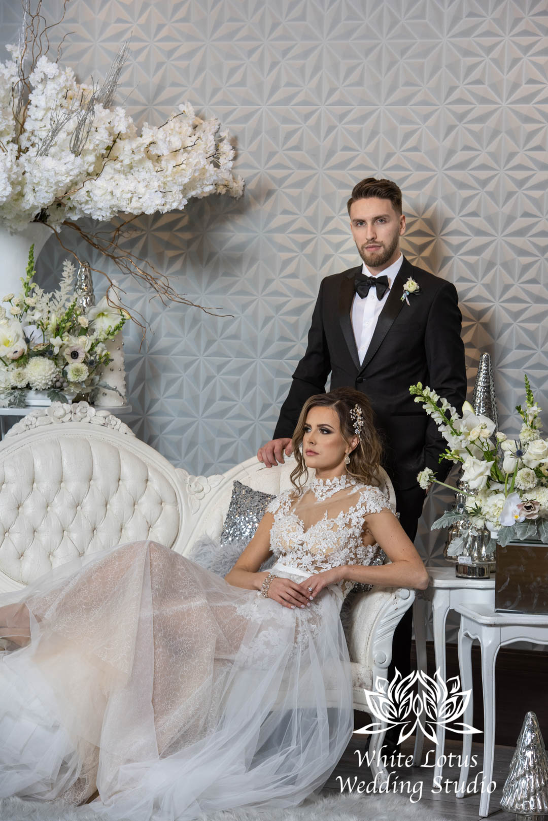 061- GLAM WINTERLUXE WEDDING INSPIRATION
