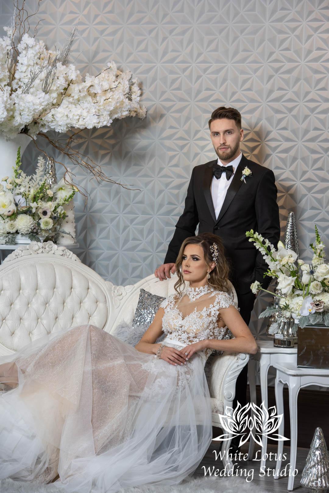 061- GLAM WINTERLUXE WEDDING INSPIRATION