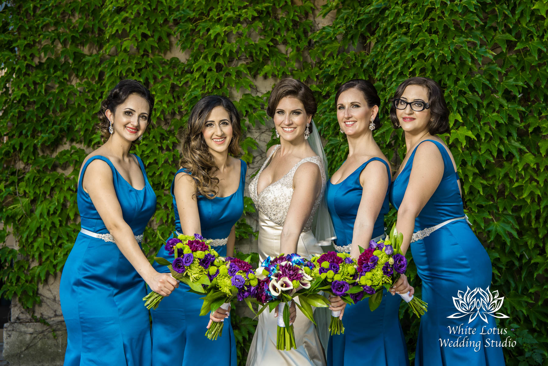 150 - Wedding - Toronto - Liberty Grand - Bridesmaids - PW