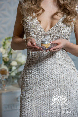 128- GLAM WINTERLUXE WEDDING INSPIRATION