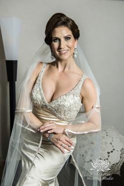 059 - Wedding - Toronto - Bride getting ready - PW