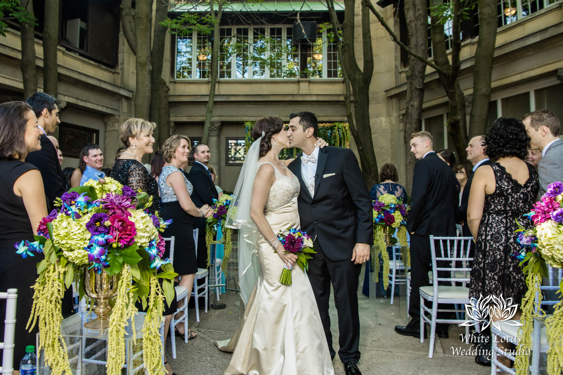244 - Toronto - Liberty Grand - Wedding Ceremony - PW