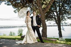 093 - Wedding - Toronto - Lakeshore wedding - PW
