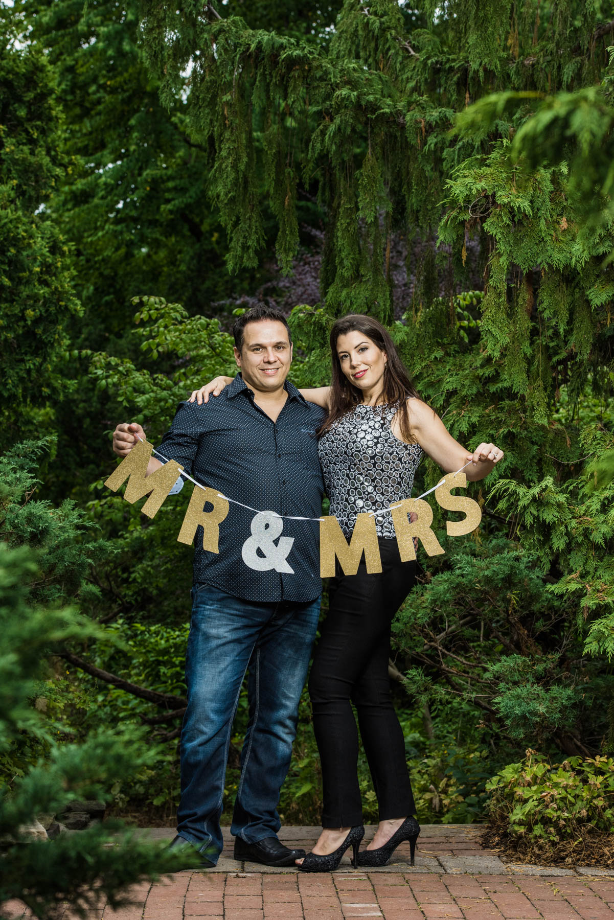 027 - Engagement JJ Alexander Muir Memorial Gardens