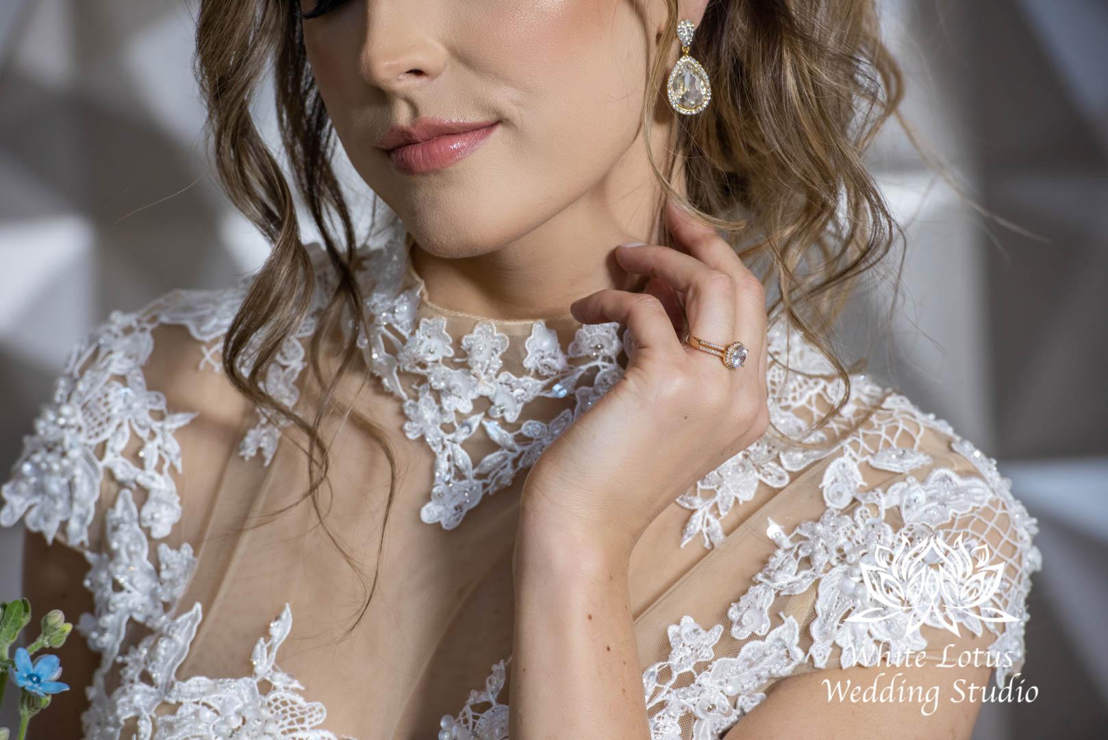 053- GLAM WINTERLUXE WEDDING INSPIRATION