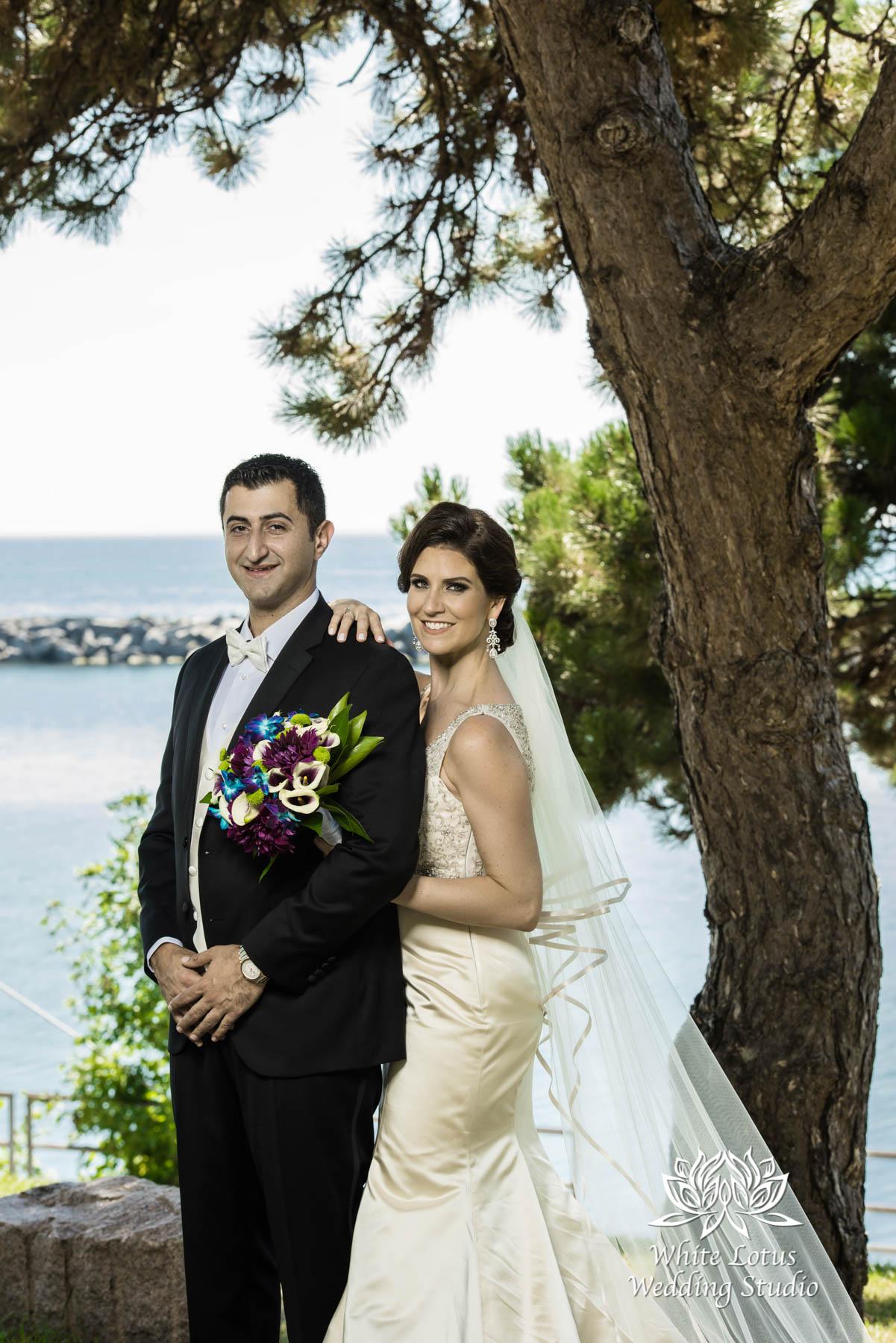 107 - Wedding - Toronto - Lakeshore wedding - PW