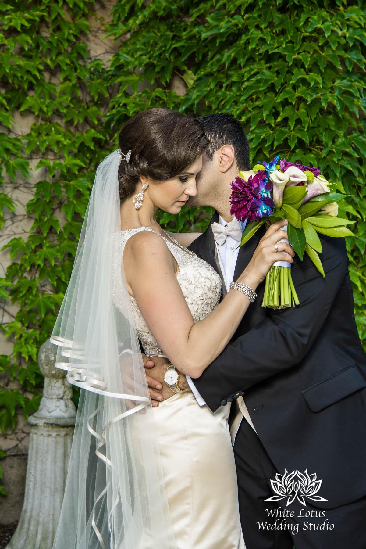 175 - Wedding - Toronto - Liberty Grand - Bride and Groom - PW