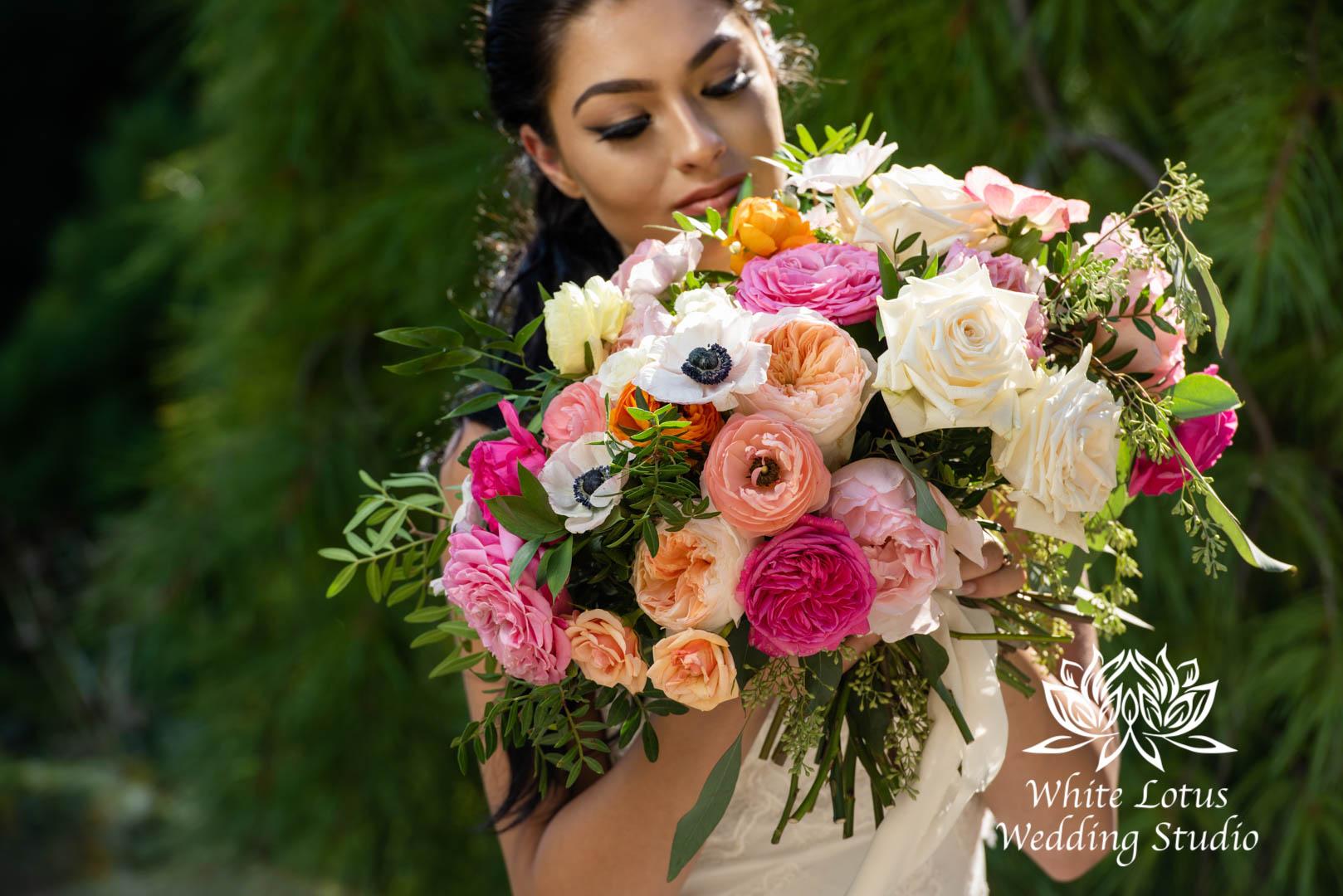 161- SPRING GARDEN WEDDING INSPIRATION