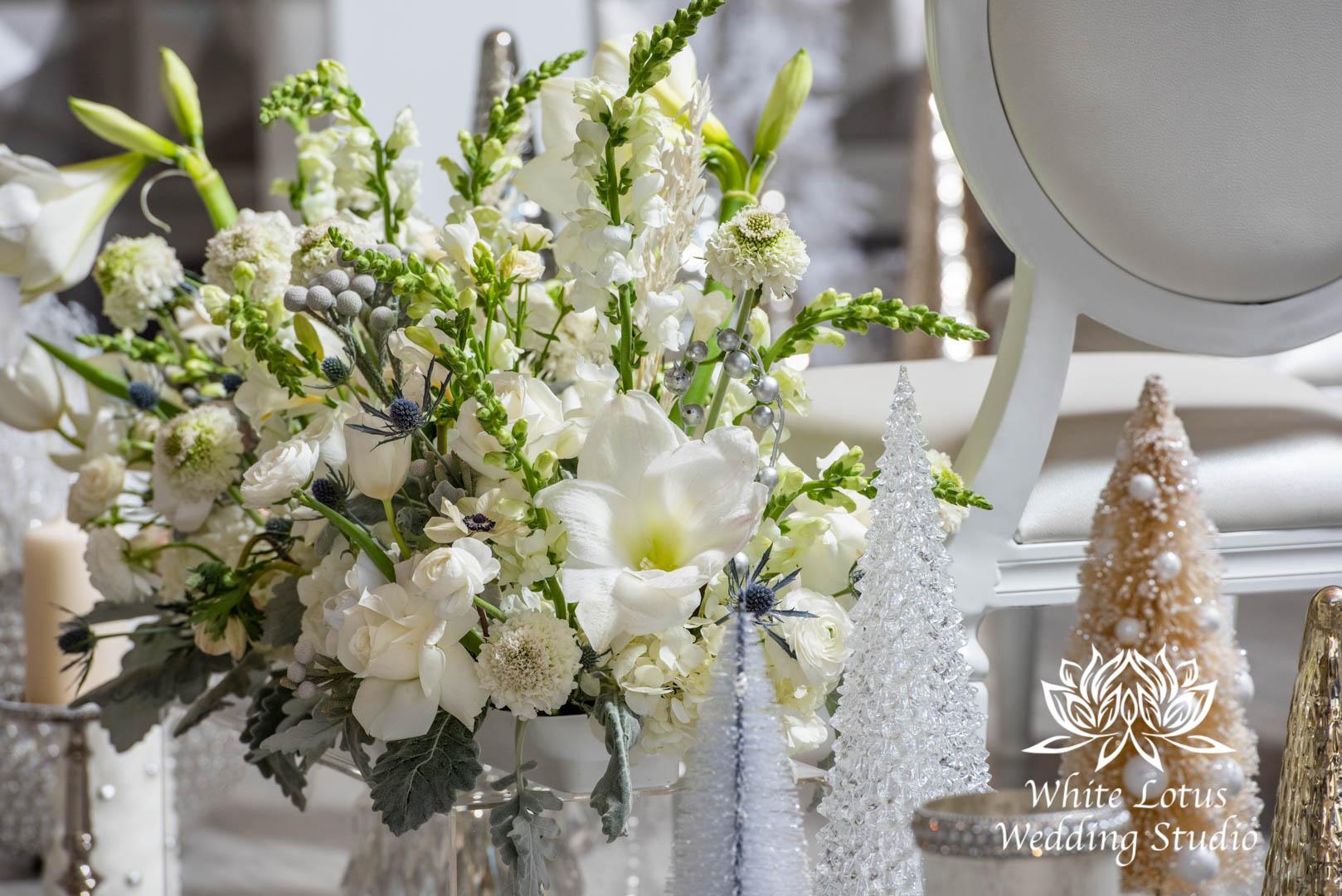 030- GLAM WINTERLUXE WEDDING INSPIRATION