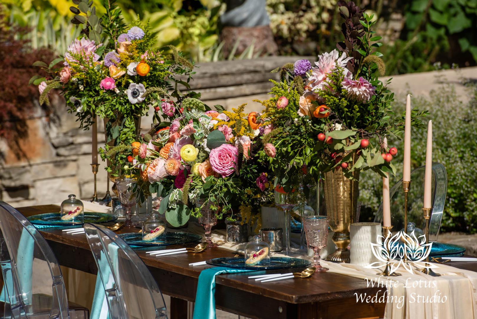113- SPRING GARDEN WEDDING INSPIRATION