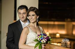 249 - Wedding - Toronto - Liberty Grand - Bride and Groom - PW