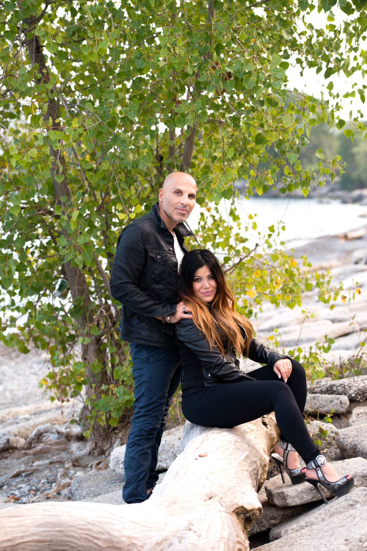 061 - Engagement FL Humber Bay Park - Toronto