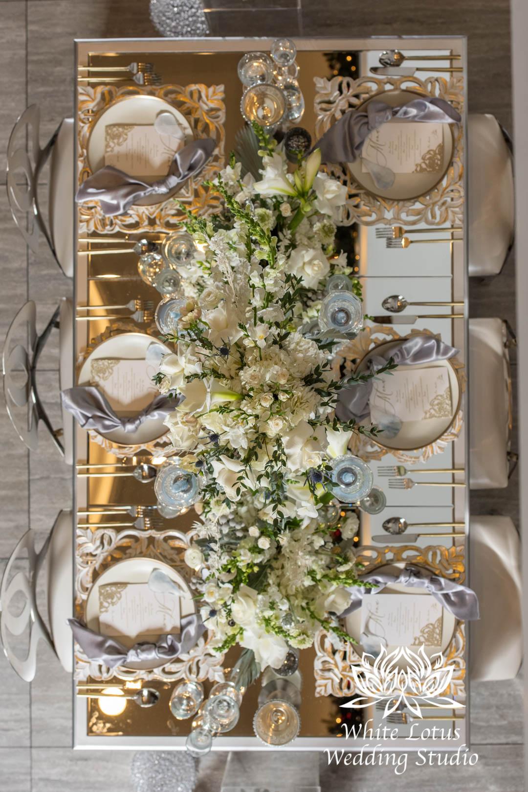 175- GLAM WINTERLUXE WEDDING INSPIRATION