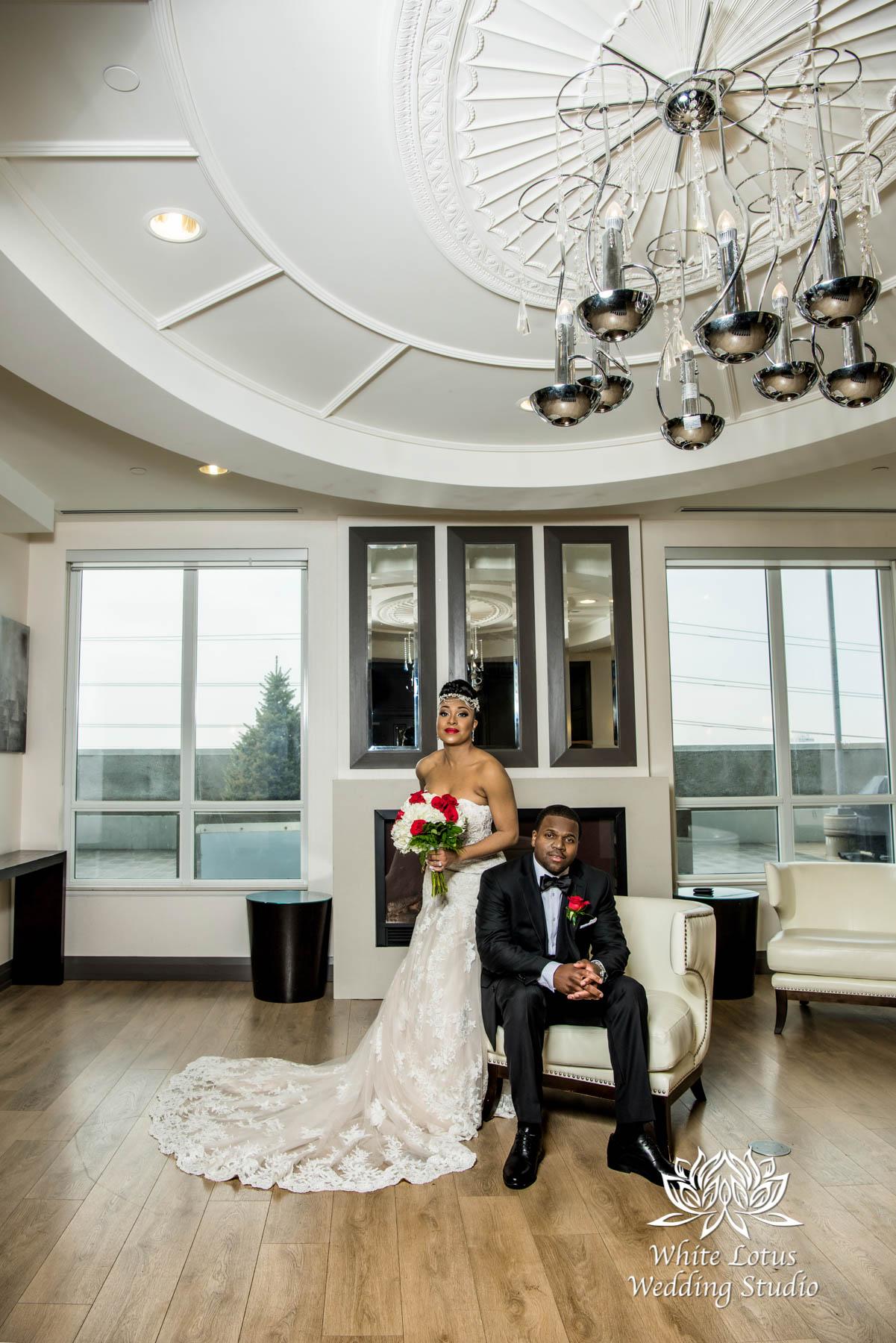 183 - Wedding - Toronto - Fontana Primavera Event Centre