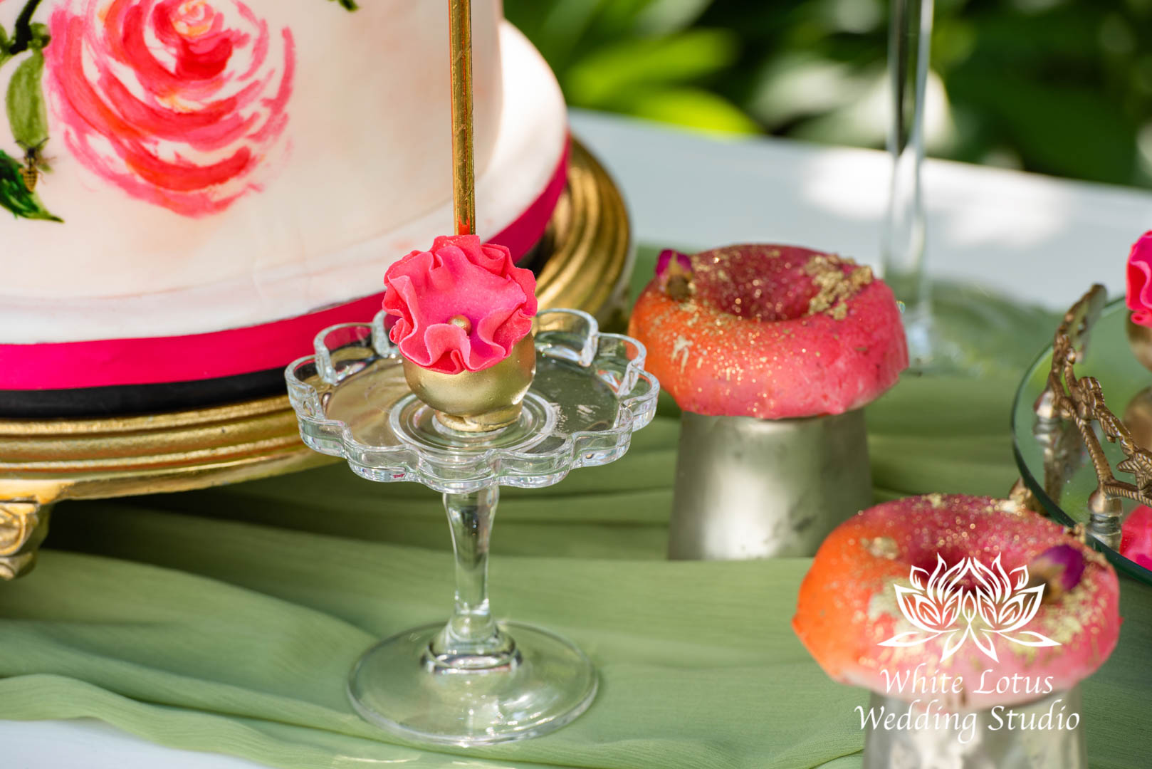 016- SPRING GARDEN WEDDING INSPIRATION