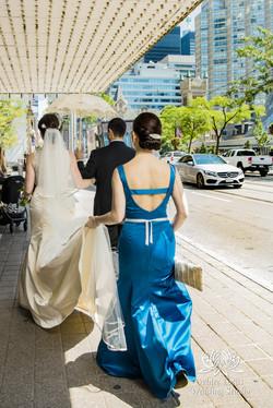 069 - Wedding - Toronto - Downtown wedding photo-walk - PW