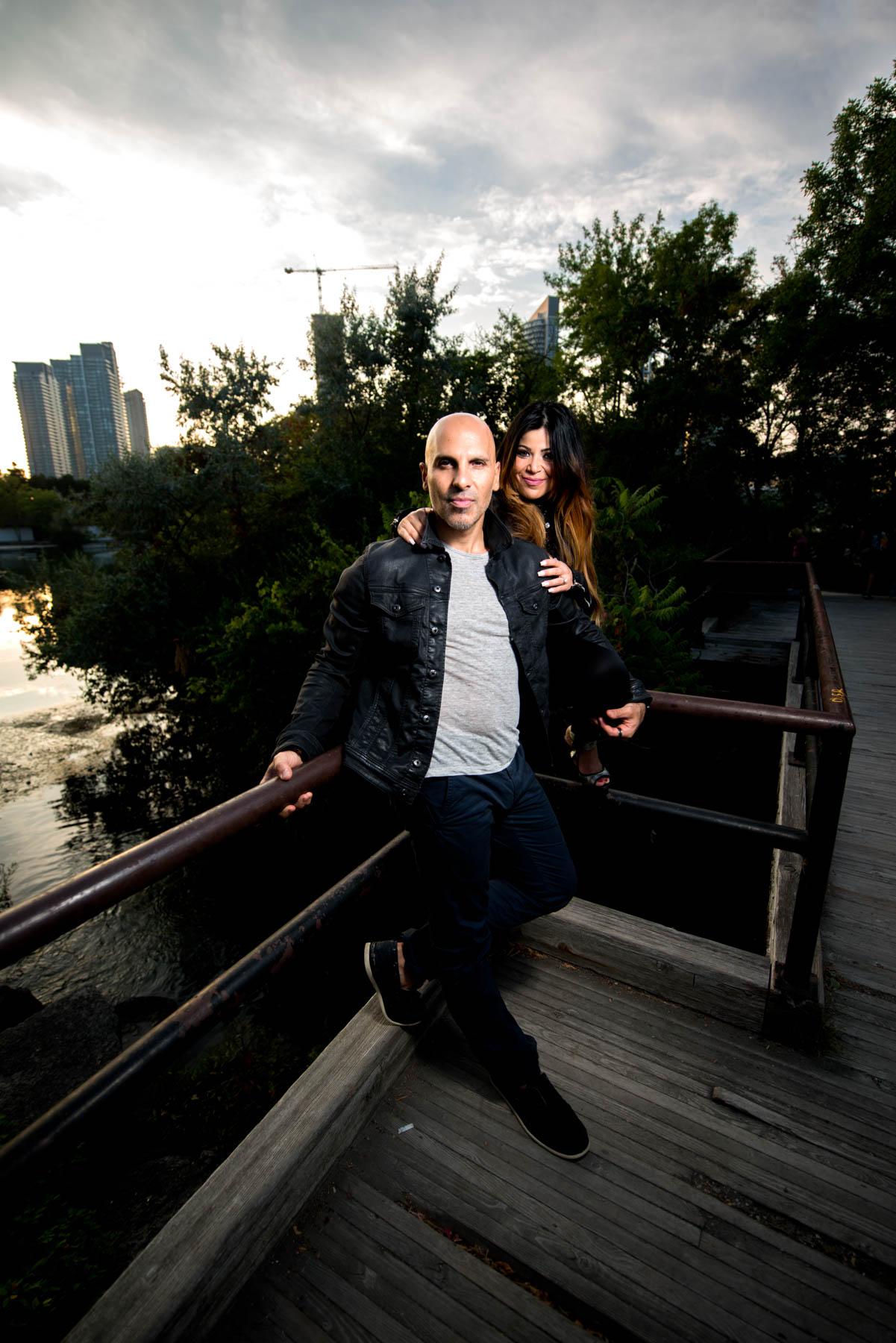 052 - Engagement FL Humber Bay Park - Toronto