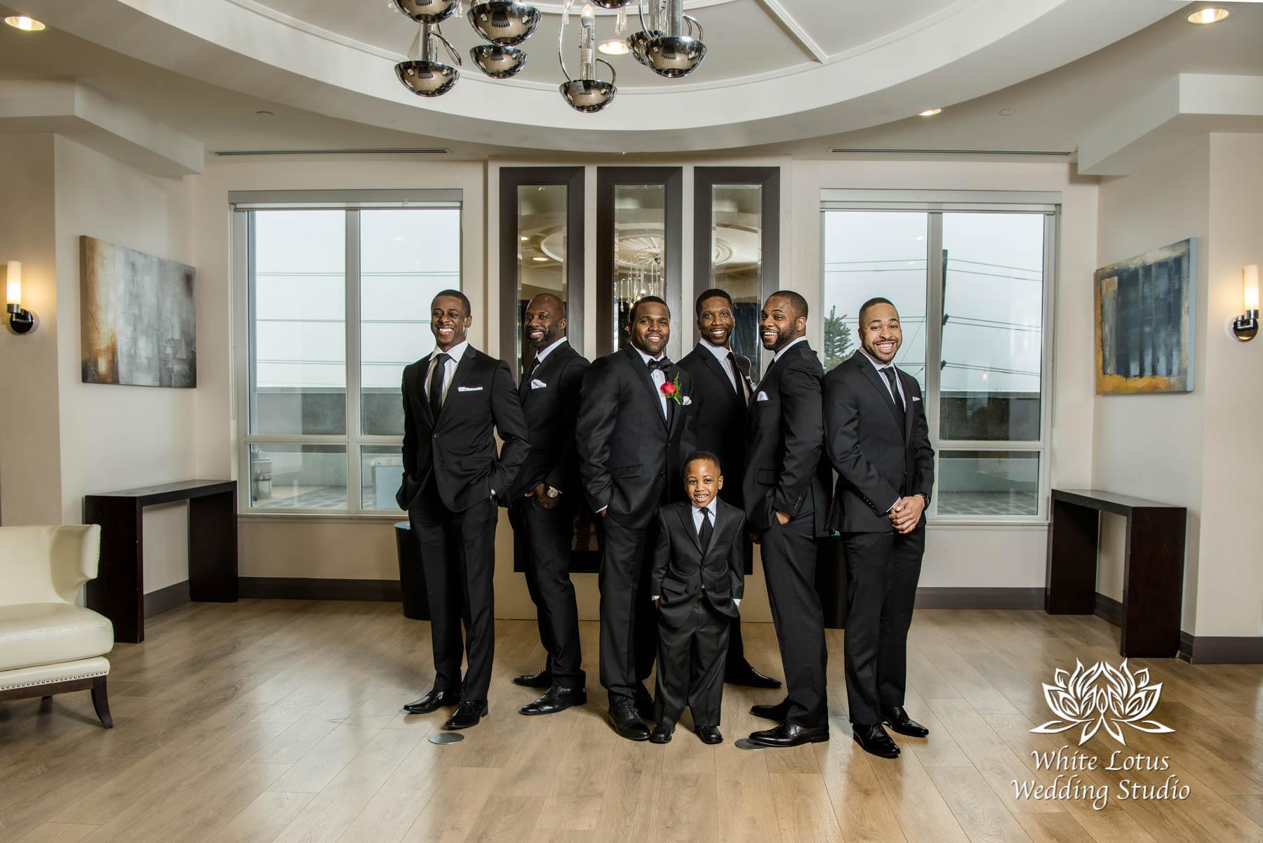 041 - Wedding - Toronto - Fontana Primavera Event Centre