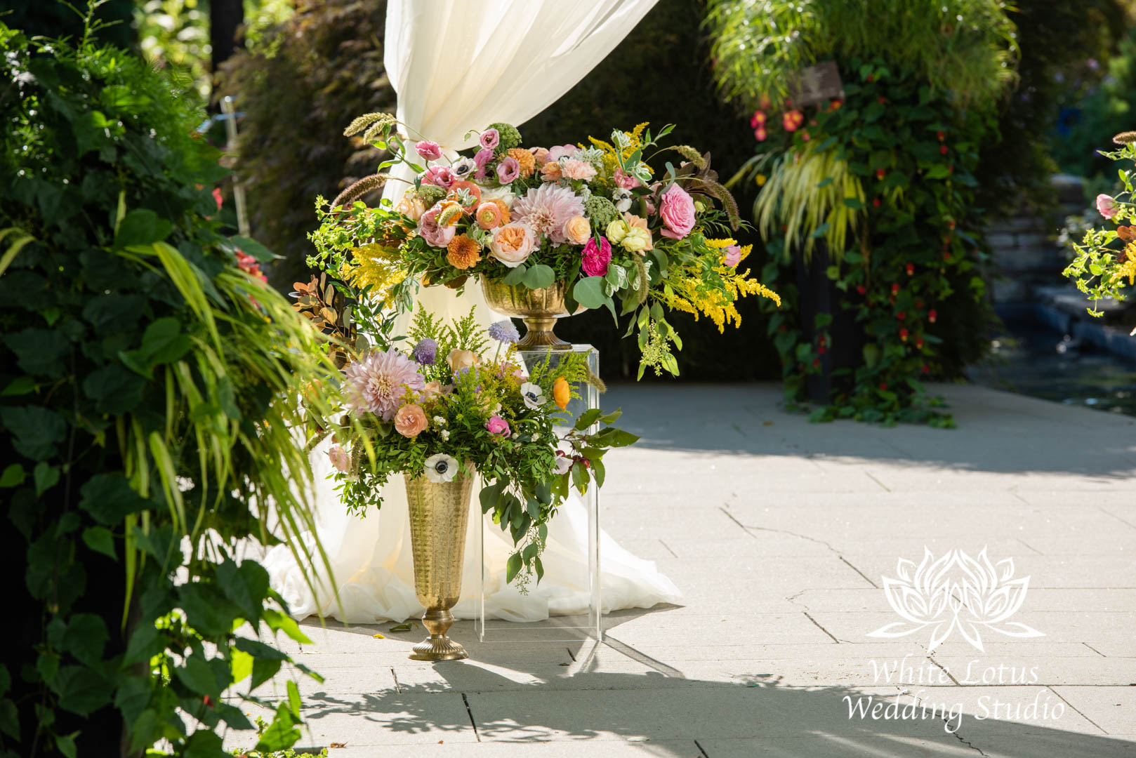 170- SPRING GARDEN WEDDING INSPIRATION
