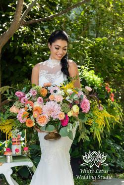 085- SPRING GARDEN WEDDING INSPIRATION