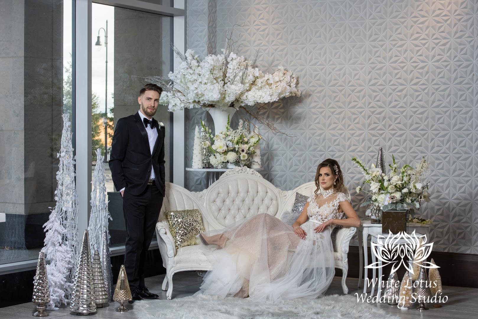 060- GLAM WINTERLUXE WEDDING INSPIRATION