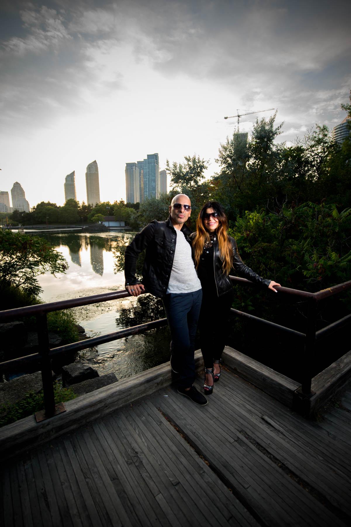 050 - Engagement FL Humber Bay Park - Toronto