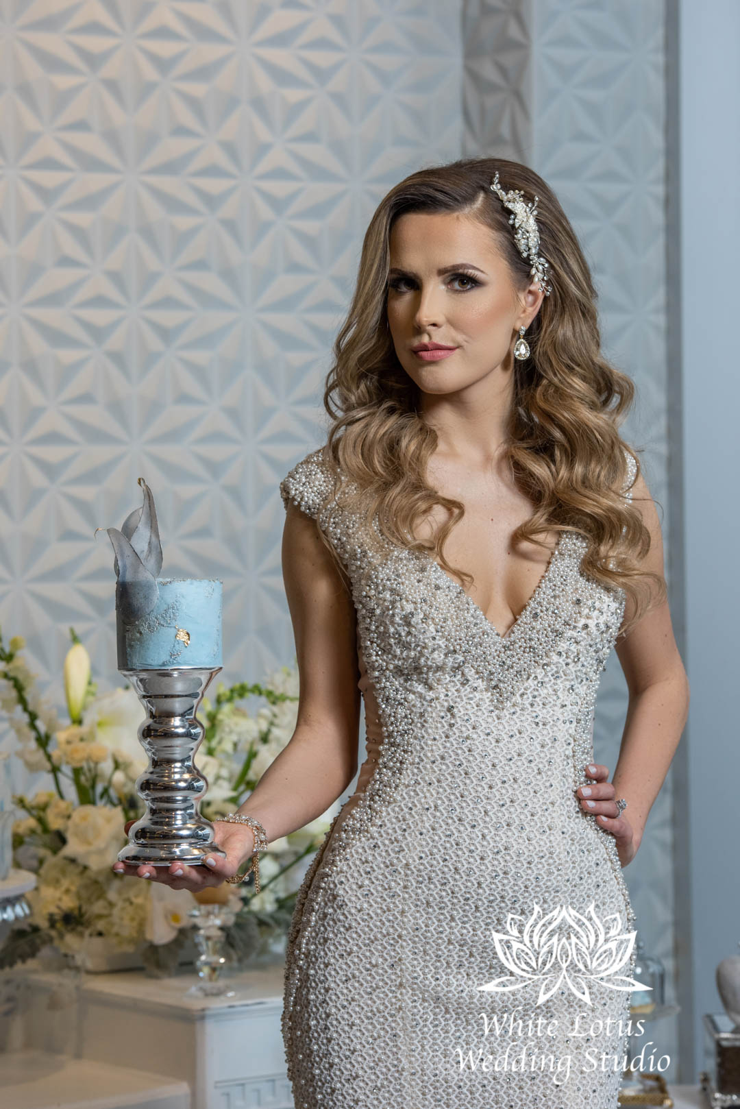127- GLAM WINTERLUXE WEDDING INSPIRATION