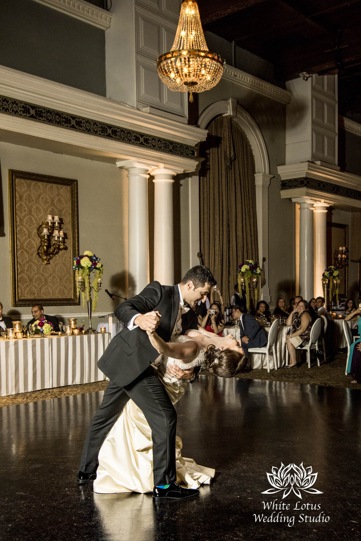 292 - Wedding - Toronto - Liberty Grand - First Dance - PW