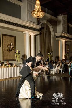 292 - Wedding - Toronto - Liberty Grand - First Dance - PW