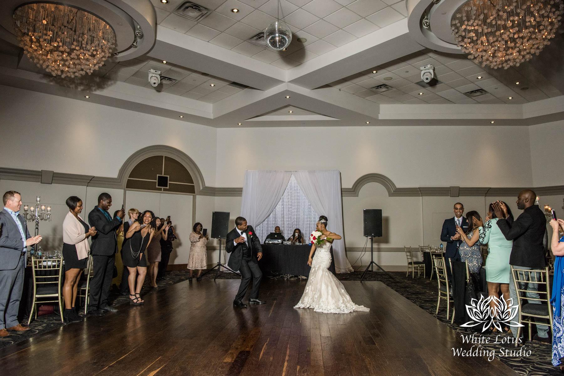 294 - Wedding - Toronto - Fontana Primavera Event Centre