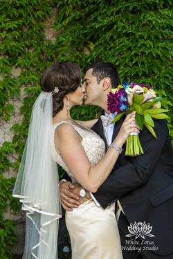 174 - Wedding - Toronto - Liberty Grand - Bride and Groom - PW