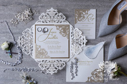 003- GLAM WINTERLUXE WEDDING INSPIRATION