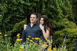 023 - Engagement JJ Alexander Muir Memorial Gardens