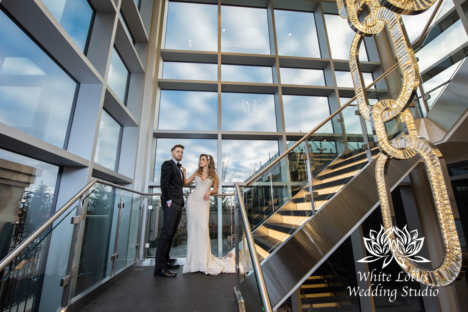 125- GLAM WINTERLUXE WEDDING INSPIRATION