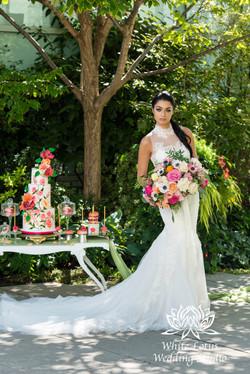 073- SPRING GARDEN WEDDING INSPIRATION