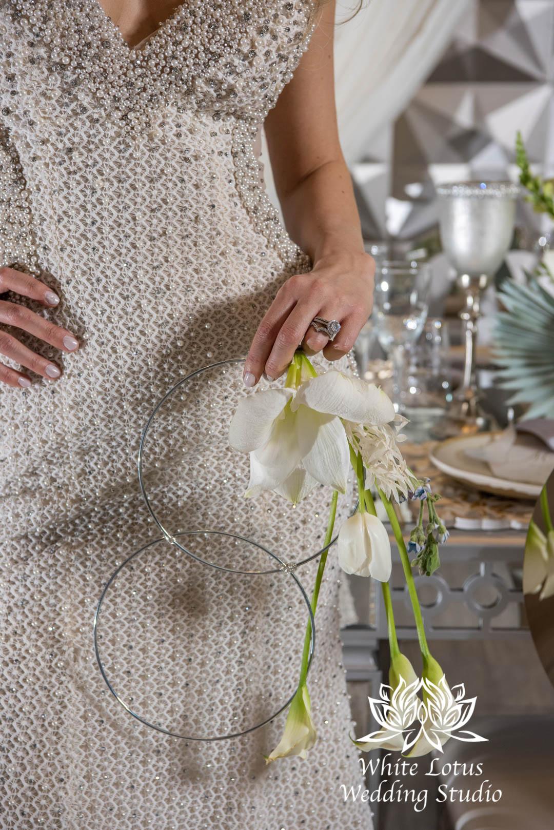 138- GLAM WINTERLUXE WEDDING INSPIRATION