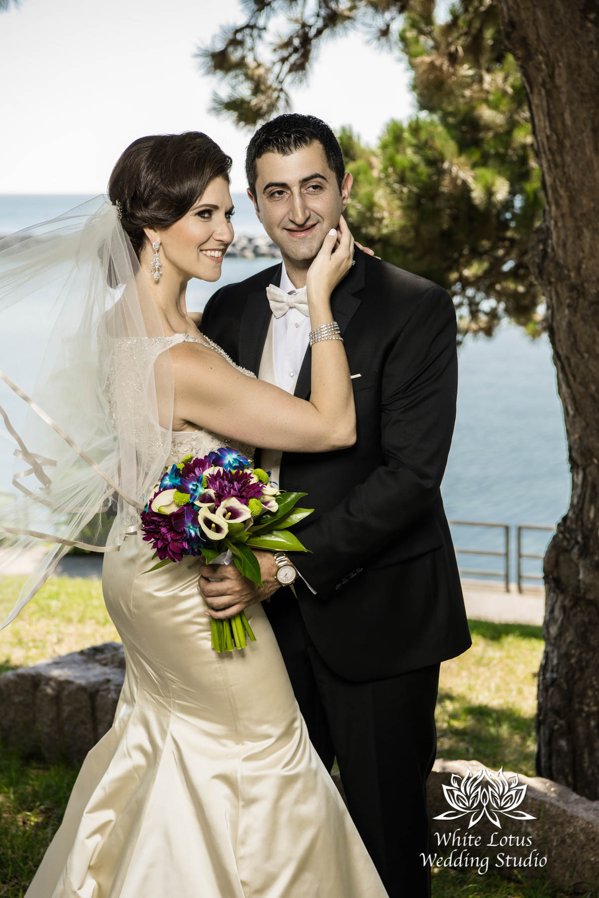 105 - Wedding - Toronto - Lakeshore wedding - PW