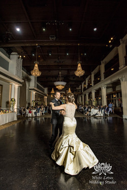 303 - Wedding - Toronto - Liberty Grand - First Dance - PW