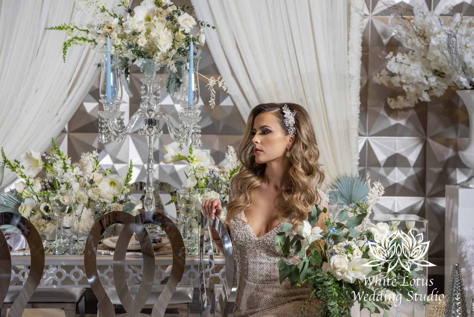 146- GLAM WINTERLUXE WEDDING INSPIRATION