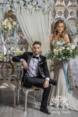 144- GLAM WINTERLUXE WEDDING INSPIRATION