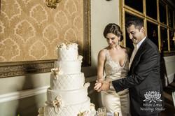 315 - Wedding - Toronto - Liberty Grand - Cake Cutting - PW