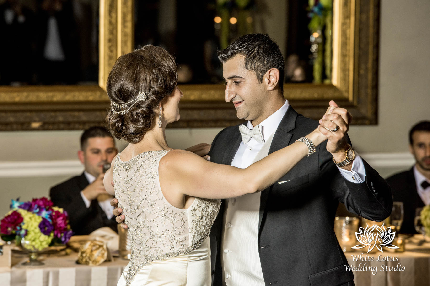 295 - Wedding - Toronto - Liberty Grand - First Dance - PW