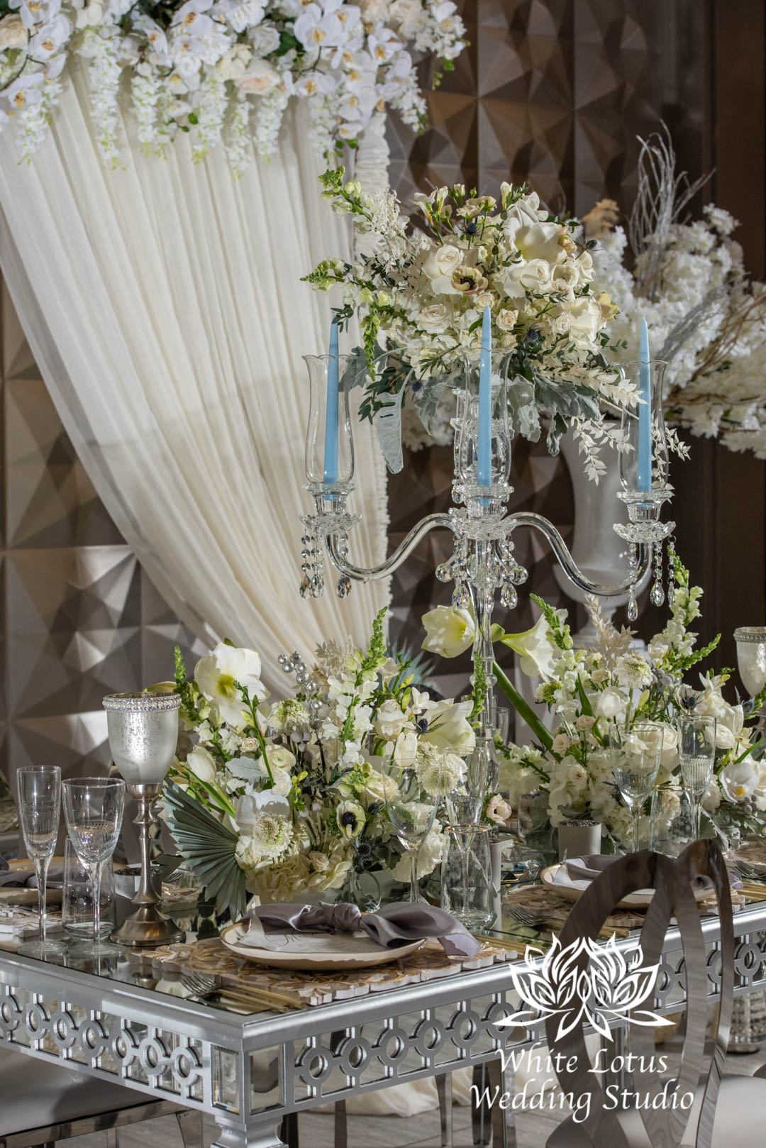163- GLAM WINTERLUXE WEDDING INSPIRATION