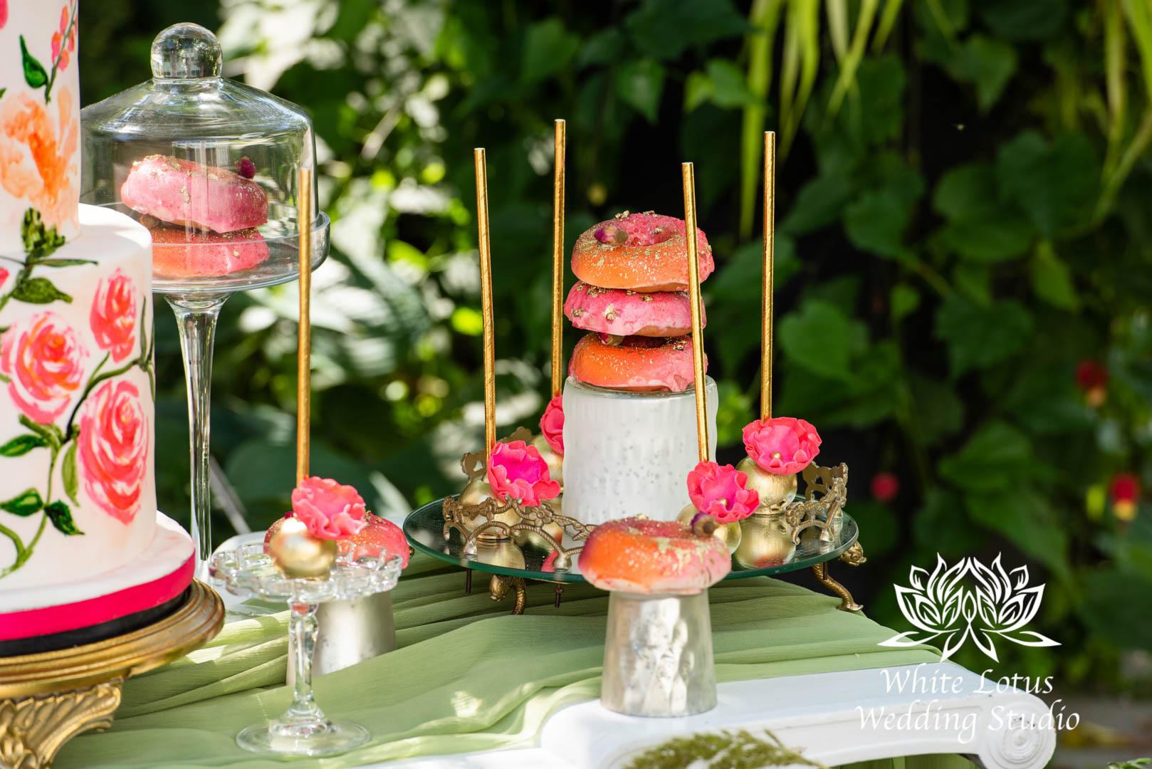 015- SPRING GARDEN WEDDING INSPIRATION