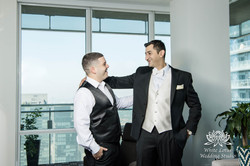 022 - Wedding - Toronto - Groom getting ready - WP