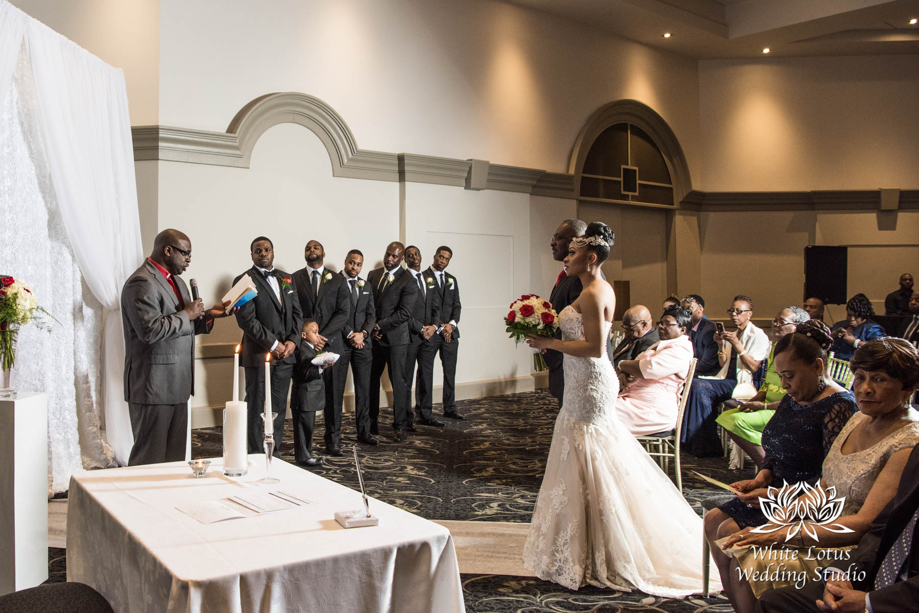 203 - Wedding - Toronto - Fontana Primavera Event Centre