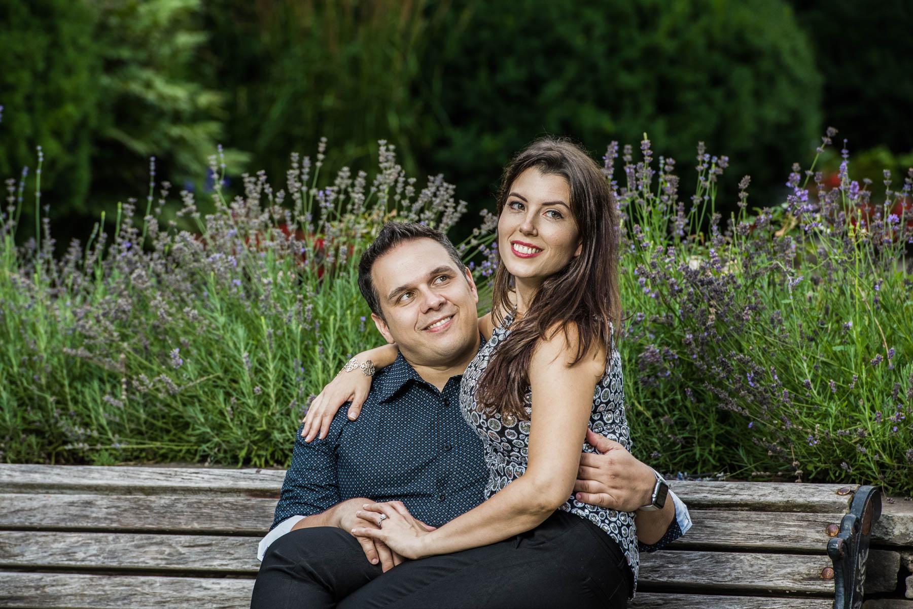 037 - Engagement JJ Alexander Muir Memorial Gardens