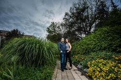 018 - Engagement JJ Alexander Muir Memorial Gardens