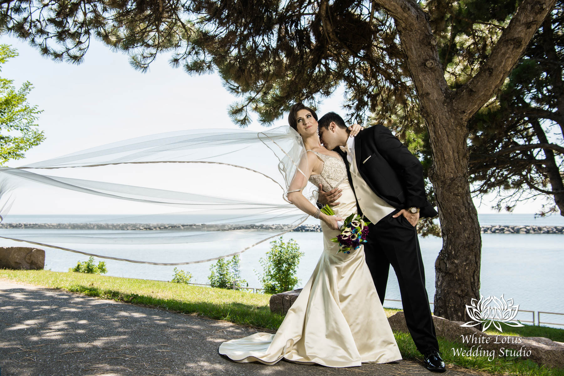099 - Wedding - Toronto - Lakeshore wedding - PW